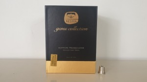 BRAND NEW KEDMA GEMS COLLECTIONS SAPPHIRE TRANQUILIZING / RECOVERY NIGHT CREAM (SECURITY SEALED)